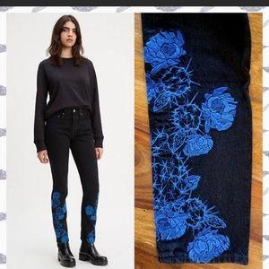 NEW Levi's 501 Designer Jeans ❤️